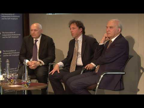 Iain Duncan Smith and Sir Vince Cable Debate Brexit!