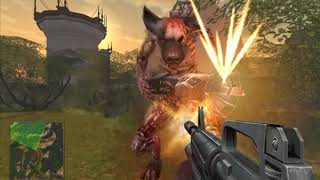 Vivisector: Beast Within - Gameplay