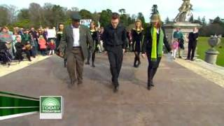 Learning Irish Dancing On 'The Today Show' (St. Patrick's Day)
