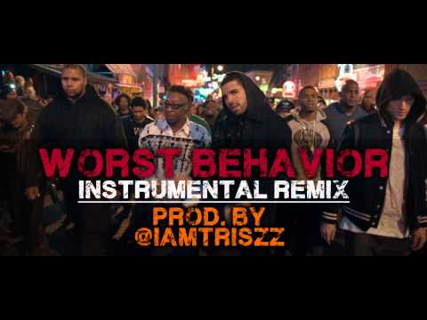 Drake - Worst Behavior - Instrumental