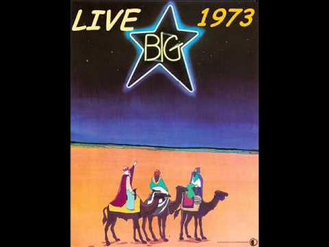 "BIG STAR ""Baby Strange"" LIVE in 1973 @ Lafayette's Music Room"