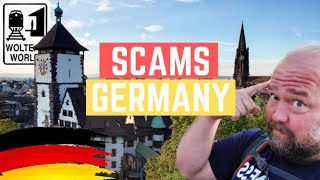 Germany: Biggest Tourist Scams in Germany