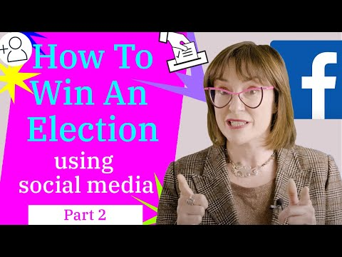How To Win Local Election Using Social Media | Part 2
