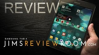 Samsung Galaxy Tab A Tablet - REVIEW