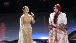 """Download FANCAM"""" RARA Duet Dengan MELLY GOESLAW Menyanyikan BINTANG KEHIDUPAN"""
