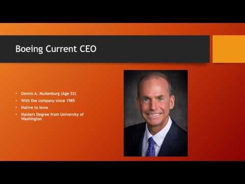 The Boeing Company Presentation #1