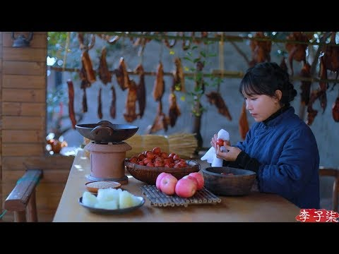 Li Zi Qi; Vlogger Masak Bernuansa Pedesaan yang Menenteramkan
