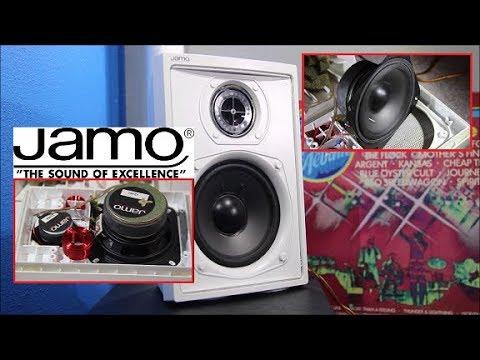 Jamo Outdoor / indoor I Loudspeaker | Sound test , What's inside & Free air