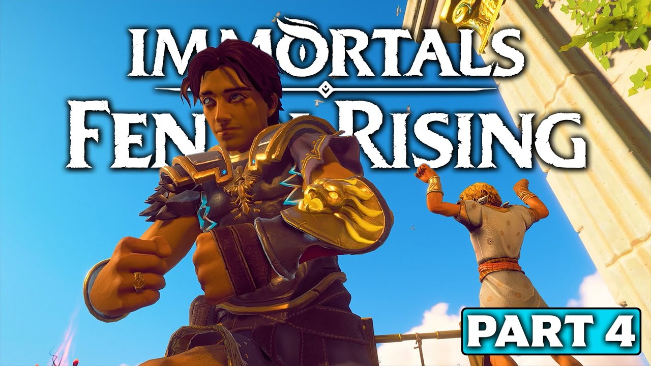 Immortals Fenyx Rising: Gameplay Preview - Part 4
