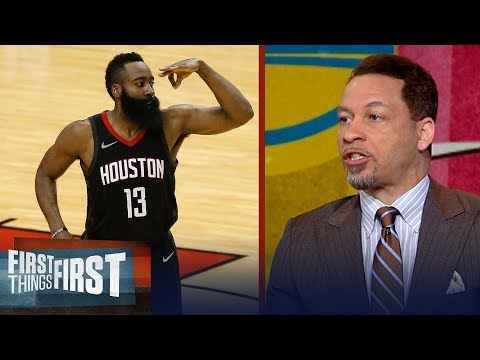 Chris Broussard's X-Factor for the Houston Rockets vs KD's Warriors Gm5 | NBA | FIRST THINGS FIRST