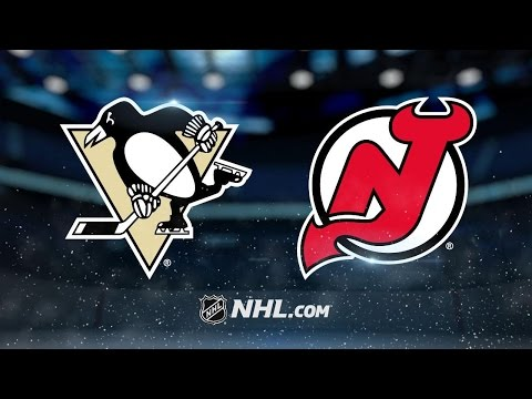 Malkin's two goals leads Penguins in rout over Devils