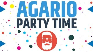 Agario Party Time - Join now!
