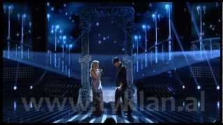"ALKETA VEJSIU & ALBAN SKENDERAJ ""Need you now"" (cover Lady Antebellum) - X FACTOR ALBANIA 2"