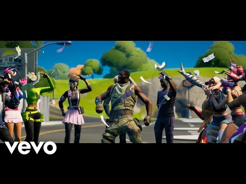 Dababy –  Masterpiece (Official Fortnite Music Video)