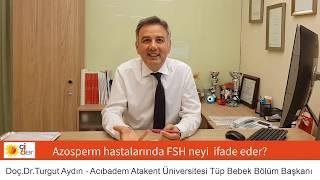 Spermi olmayan Azospermi hastalarında FSH neyi ifade eder?