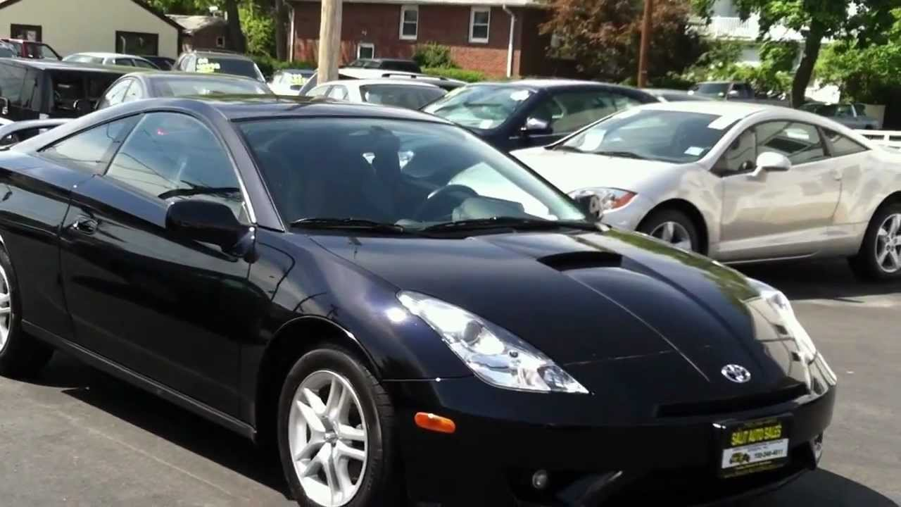 Charming 2004 Toyota Celica GT In Edison,NJ,08817   YouTube