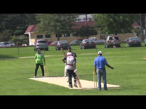 Pakistan First bowling vs Lehigh Valley Cricket Club