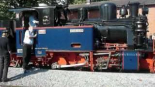 Eisenbahn Museum Mühlenstroht - Neue Lok