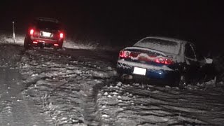 LaSalle, IL Overnight Winter Storm  Accidents Travel Headache - 12/11/2016