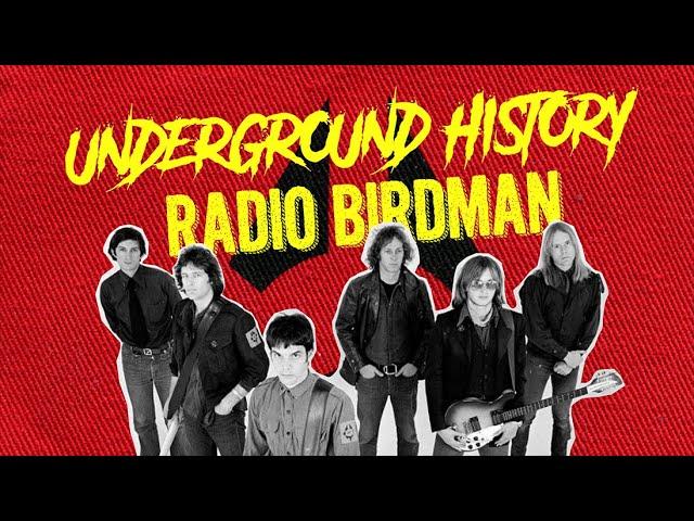Underground History #1 - Series Youtube Channel