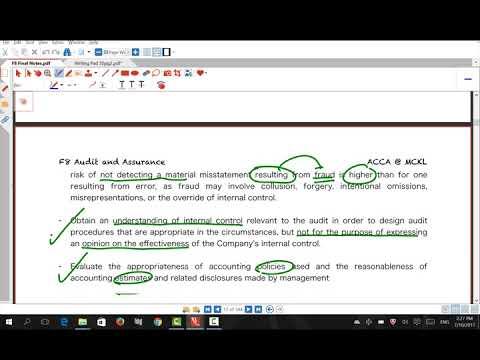 ACCA Qualification (Part Time) | MCKL