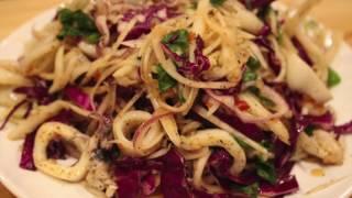 Video Spicy Squid Salad download MP3, 3GP, MP4, WEBM, AVI, FLV Juli 2018