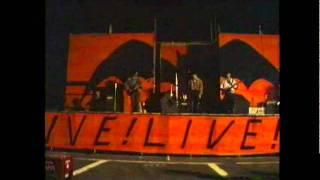 1992年・静大祭 ステージ演奏/バンド名「Mシェンカー石崎バンド」 その2