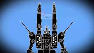 SDF-1 Macross/Robotech Infographic