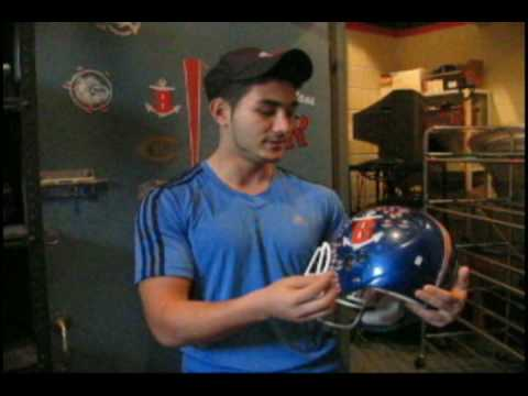 Helmet Award B's