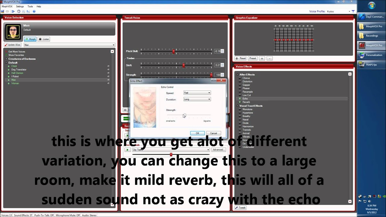 Morphvox pro tutorial for arma2 and dayz youtube morphvox pro tutorial for arma2 and dayz baditri Choice Image