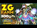 Cover image ZG Farm - 200 Gold/Hour - Rags to Riches - Classic WoW