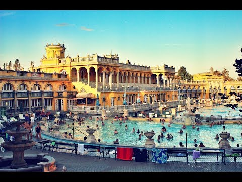 Gellért Thermal Bath: Budapest's most famous hot spring spa