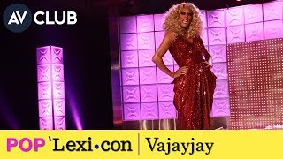 """Let's talk about the """"vajayjay"""" 