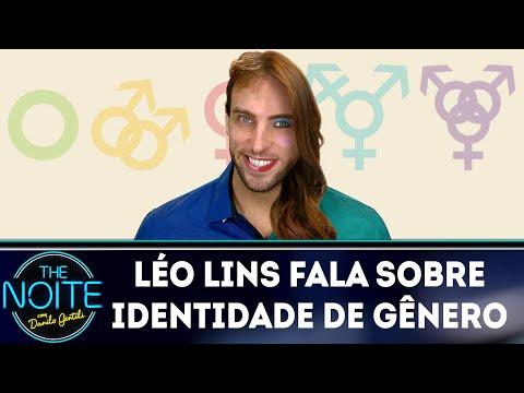 Léo Lins Fala Sobre Identidade De Gênero | The Noite (29/03/19)