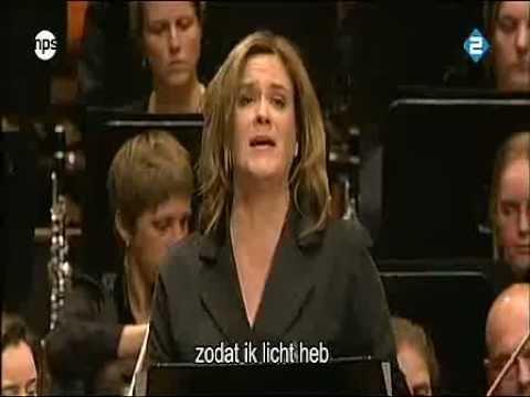 Mahler-Des Knaben Wunderhorn Urlicht Alice Coote