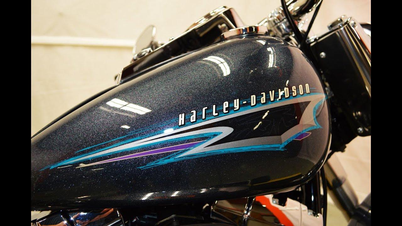Harley Davidson Black Magic Color