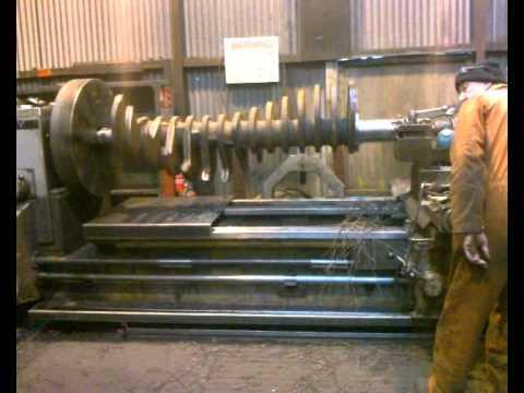 Lathe Machine Shop Heavy Engineering Youtube