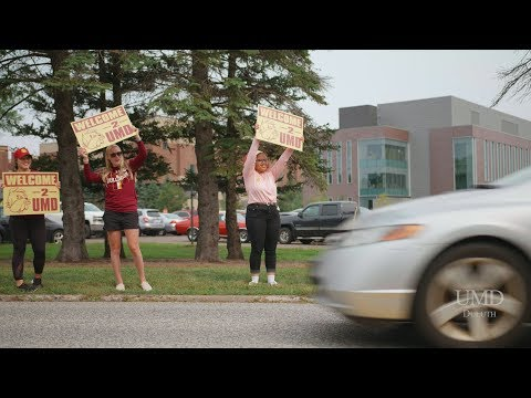 UMD Move-In Day 2018