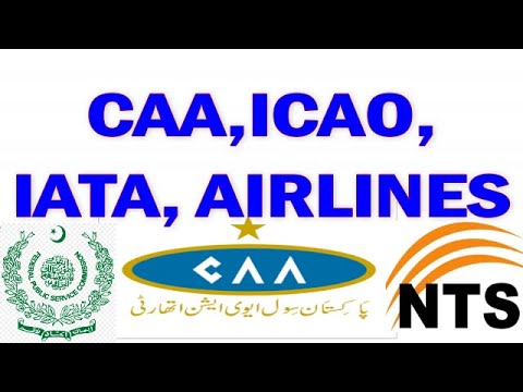 Civil Aviation Authority AD- ATC Test - ICAO, IATA, AIRLINES, AIRPORTS - NTS, FPSC TEST PREPARATION