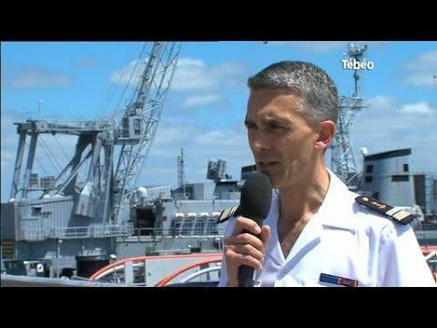 Exposition : La base navale de Brest ouvre ses portes
