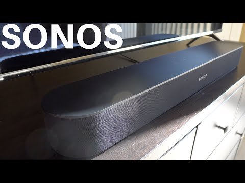 sonos-beam-sound-bar-review-and-installation-|-is-the-sonos-beam-the-best-budget-sound-bar-2019?