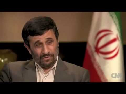 Ahmadinejad Tells Larry King ''Israeli Prime Minister Netanyahu Is A Skilled Killer''