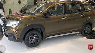 MARUTI SUZUKI XL6 ALPHA (AT) FEATURES & COMPLETE REVIEW