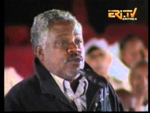 Eritrean minister of land and water give seminary part 6, January 2014