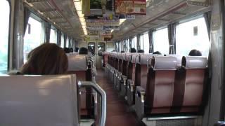 名鉄7000系パノラマカー車内「加速&減速+CP音♪」