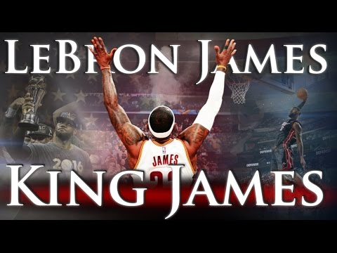 LeBron James - King James