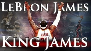 Download LeBron James - King James Mp3 and Videos
