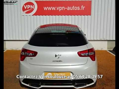 citroen ds5 occasion visible lab ge pr sent e par vpn toulouse youtube. Black Bedroom Furniture Sets. Home Design Ideas