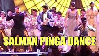IIFA Awards 2016 Salman Khan Performance On 'Pinga' Song With Deepika Padukone And Ranveer Singh