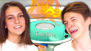 The Easy Bake Oven Experience